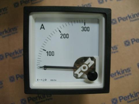 Амперметр 0-250А / METER AMP 0-300A D72 5A CT EURODIN АРТ: 620-807