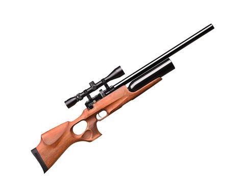 Puncher. maxi.3 к.4,5мм орех Auto (пневматическая PCP винтовка)