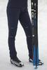 Детский утеплённый лыжный костюм Nordski Jr. Premium Blueberry-Red