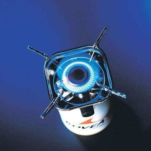 Картинка горелка туристическая Kovea квадратная ТКВ-8901  - 2