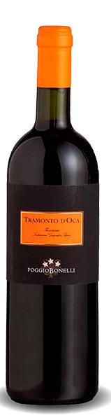 Вино Трамонто д'Ока Тоскана