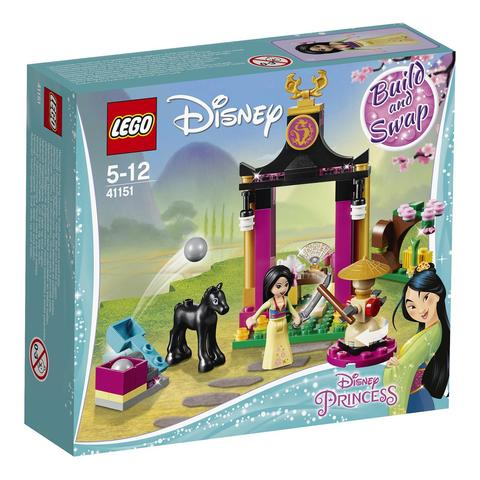 LEGO Disney Princess: Учебный день Мулан 41151 — Mulan's Training Day — Лего Принцессы Диснея