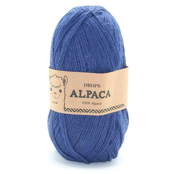 Пряжа Drops Alpaca 6790 джинс
