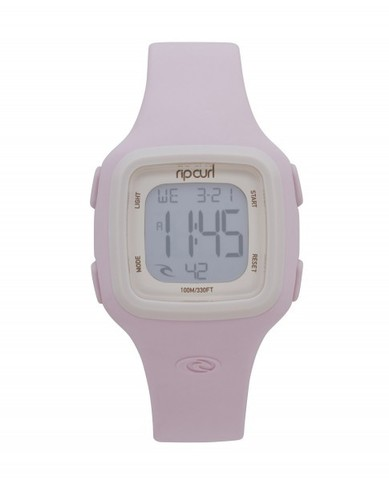 Часы женские RIP CURL Candy2 Digital Silicone Pink Rose