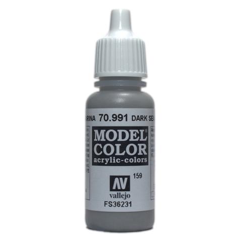 Model Color Dark Sea Grey 17 ml.