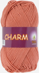 Charm VITA ( 100% мерсеризованный хлопок,50гр/106м)