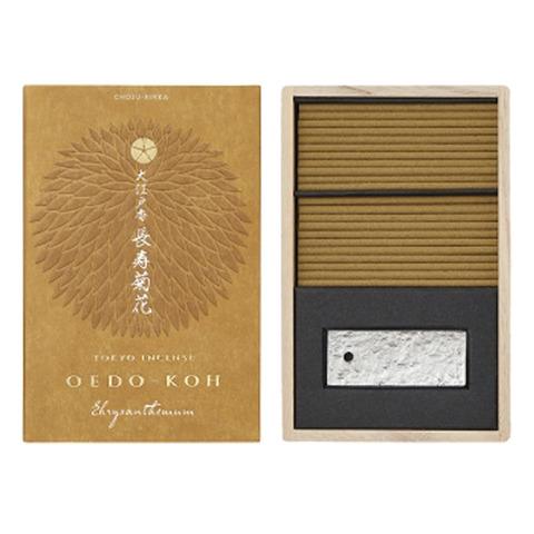 Японские благовония Oedo-Koh Chrysanthemum
