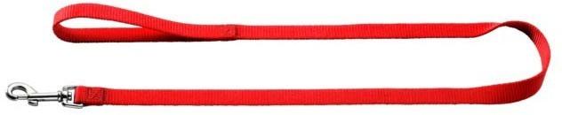 Поводки Поводок для собак, Hunter Smart Ecco 10/110, нейлон красный 91084.jpg