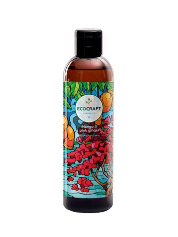 ECOCRAFT Бальзам против выпадения и для роста волос Mango and pink ginger Манго и розовый имбирь (250 мл)