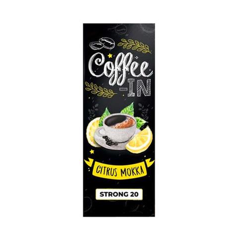 Жидкость Coffee-in Salt 30 мл Citrus Mokka
