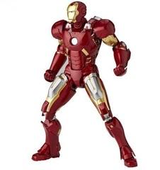 Железный Человек фигурка Марк 7 Sci-Fi Revoltech №042