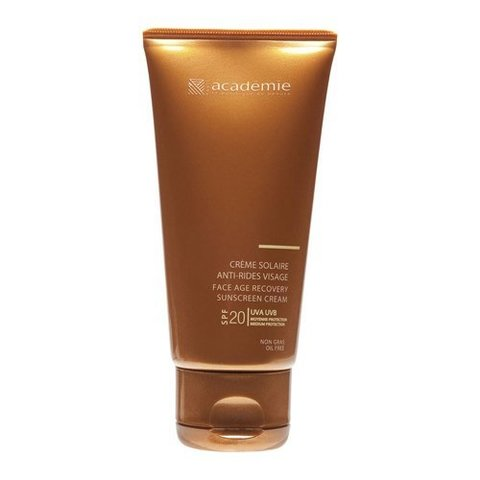 Academie Face Age Recovery Sunscreen Cream SPF20+