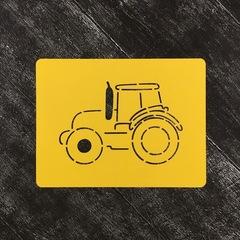 Трактор №2