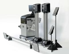 Стенд сход-развал 3D Техно Вектор 7 Truck T 7204 HT MR