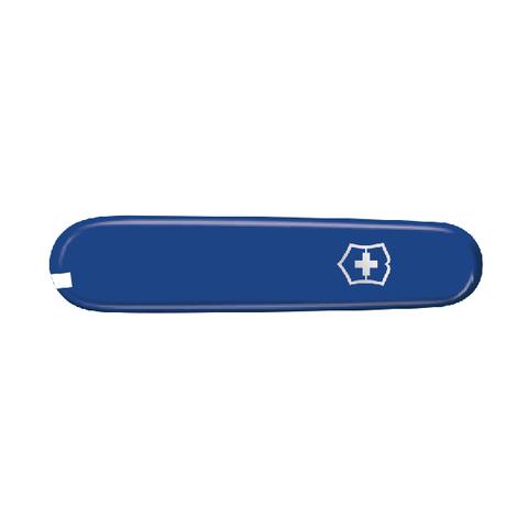 Передняя накладка для ножей Victorinox 91 мм, пластиковая, синяя