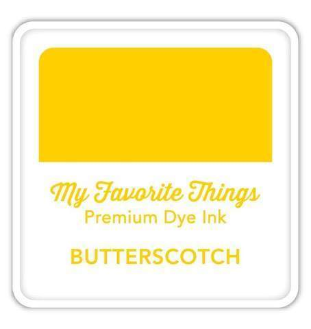 Чернильная подушечка My Favorite Things - BUTTERSCOTCH