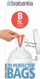 Пакет пластиковый 5л 20шт, артикул 311741, производитель - Brabantia