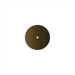 Диск обдирочный Ø 22 Х 2 х 2 мм. 60/40 (мягкий)