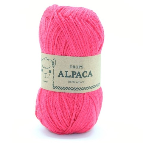 Пряжа Drops Alpaca 2922 коралл