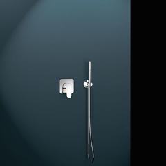 Встраиваемый смеситель для душа с душевым комплектом ALEXIA K3618011 на 1 выход