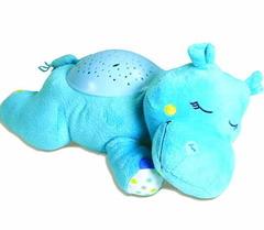 Проектор звездного неба Hippo голубой