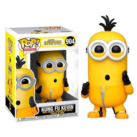 Funko POP! Bobble Minions Kung Fu Kevin    Кун-фу Кевин
