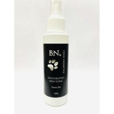 Bagheera Nails Дегидратирующий тоник для рук BN Green tea, 100мл