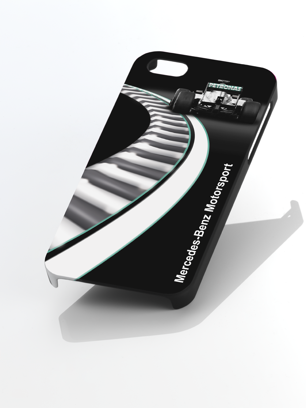 Чехол для iPhone 5 Mercedes-Benz