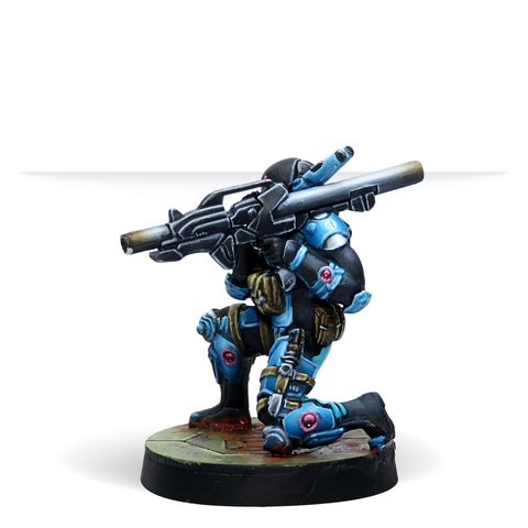 Echo-Bravo, Fast Intervention Unit (Light Rocket Launcher)