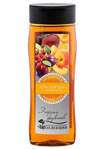 Гель для душа «Энергия фруктов»™Крымская Натуральная Коллекция