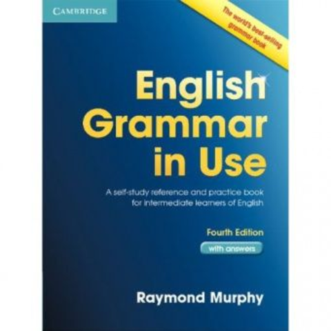 Raymond Murphy: English Grammar in Use. Fourth edition. With answers