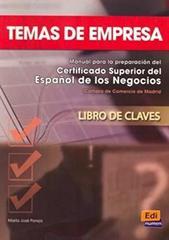 Temas De Empresa Libro De Claves