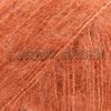 DROPS Brushed Alpaca Silk 22 (лососево-оранжевый)
