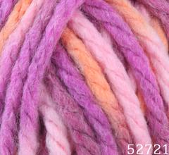 52721 (Розово-персиковый меланж)