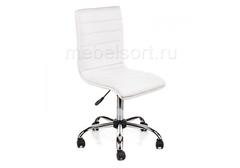 Кресло компьютерное Мидл (Midl) белый