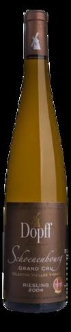 Dopff au Moulin Riesling Grand Cru Schoenenbourg Selection Vieilles Vignes
