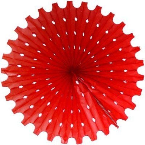 Фант бумажный красный 40см/G