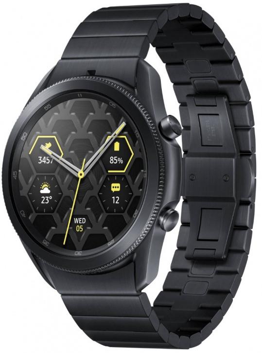 Galaxy Watch 3 Умные часы Samsung Galaxy Watch 3 45мм (Черный Титан) onix1.jpeg
