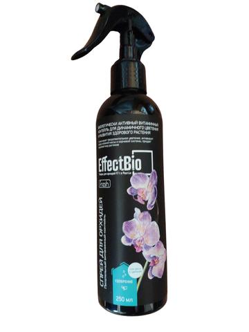 Витаминный коктейль для орхидей «EffectBio» FRESH» Спрей