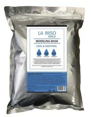 Альгинатная маска La Miso охлаждающая и успокаивающая с мятой