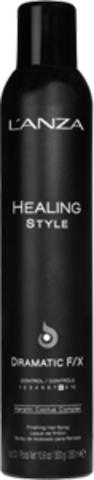 Healing Style Dramatic F/X Лак сильной фиксации для объема и блеска 300 мл