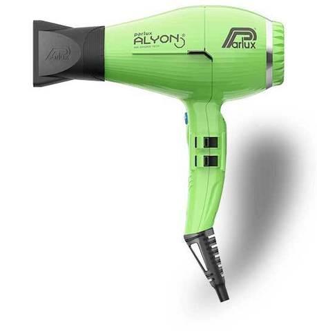 Профессиональный фен Parlux Alyon 2250 Вт зеленый