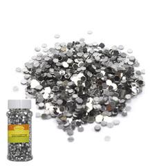 Блестки конфетти для декора серебряные 70г