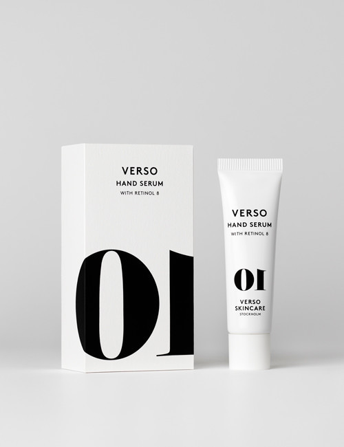 Сыворотка для рук Verso Hand serum 30 ml