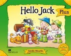 Hello Jack Pupil's Book Plus Book Pack