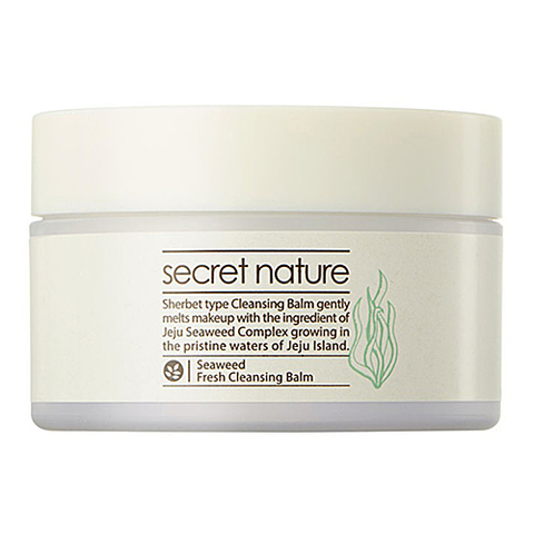 Secret Nature Seaweed fresh cleansing balm