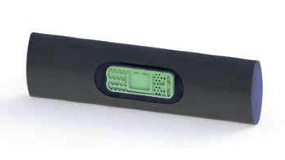 Лента с плоским эмиттером (Ø 22 мм)