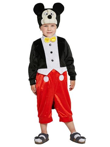 Костюм карнавальный для мальчика Микки Маус