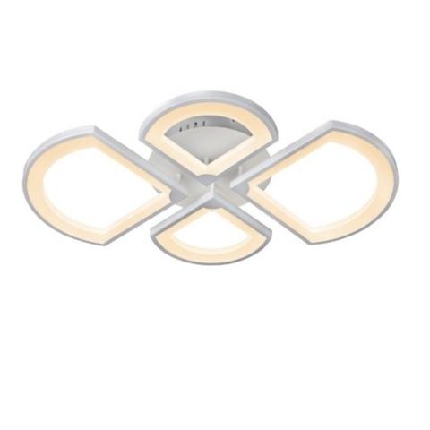 Потолочная светодиодная люстра CX-19085/2+2 WH