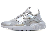 Кроссовки Женские Nike Air Huarache Run Ultra Grey Silver
